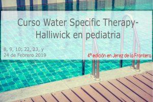 Curso Water Specific Therapy- Halliwick en pediatría